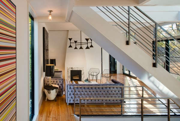 living room & stair 10