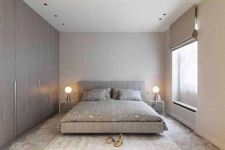 the master bedroom 14