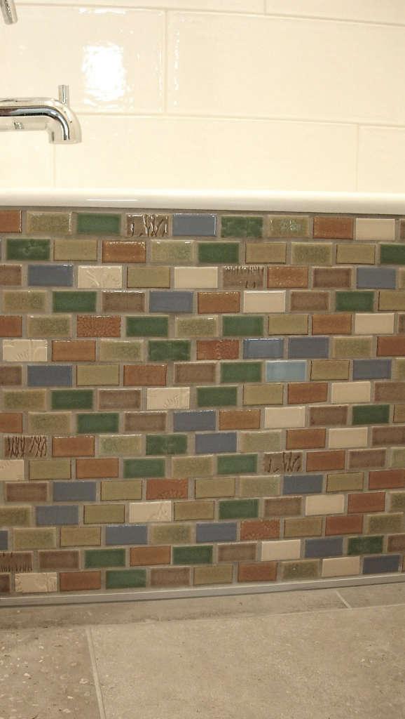 handmade mosaic tile... 11
