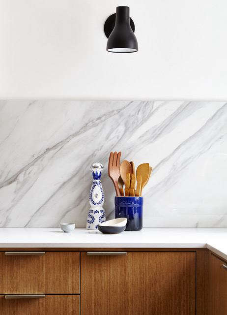 kitchen counter and backsplash 12
