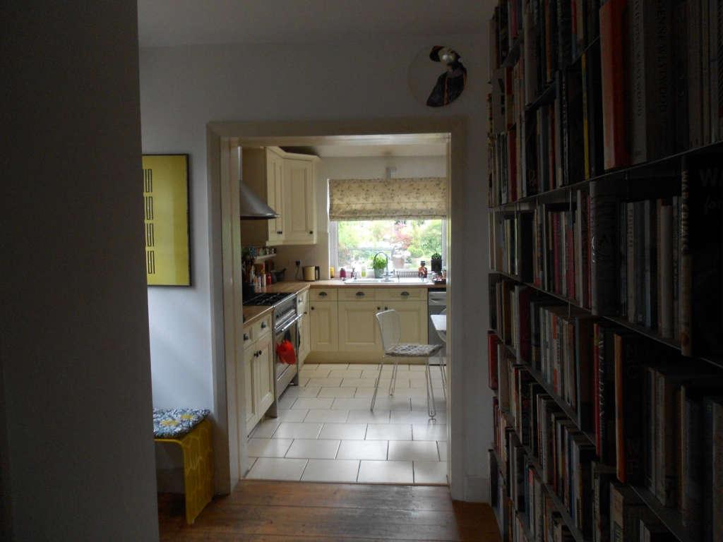 open plan kitchen 13