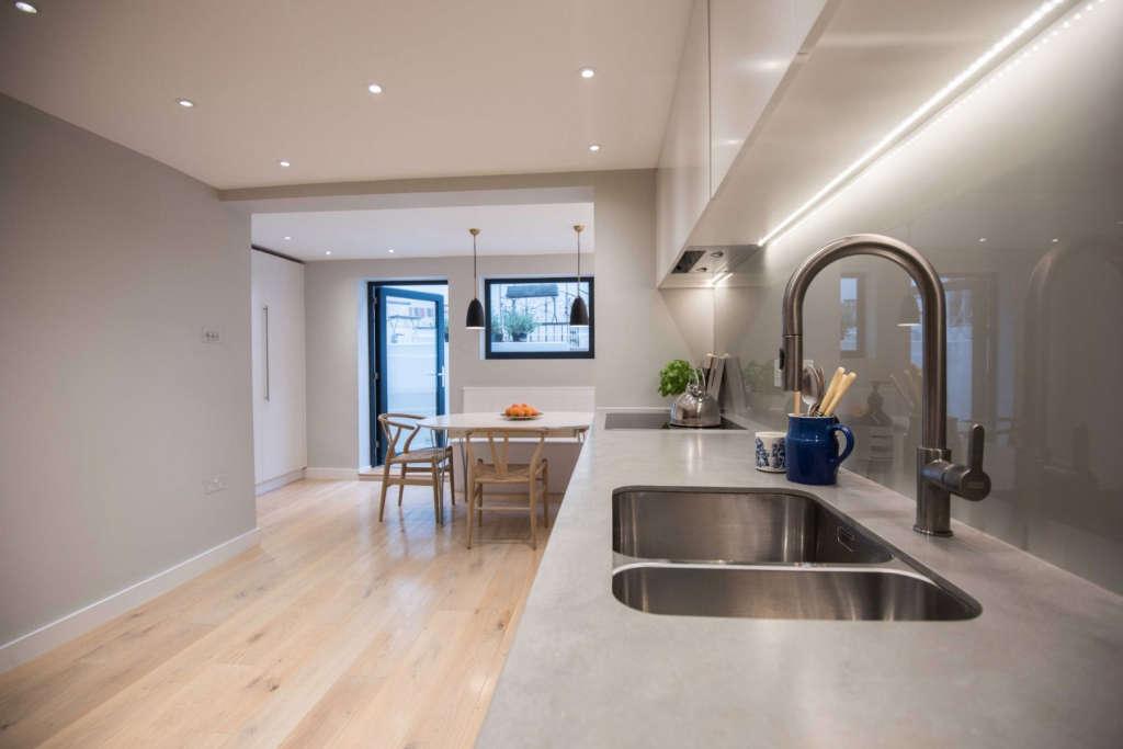 kitchen – re designing the light 11