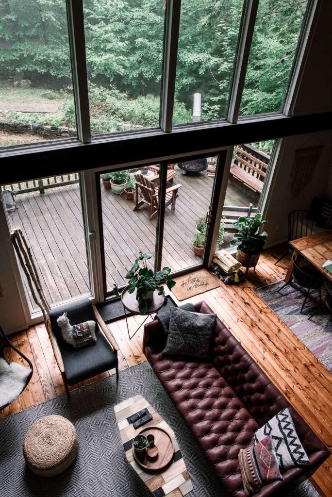 The Hunter Greenhouse  Catskills Mountain Retreat The Great Big Windows