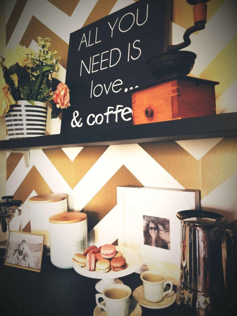 coffee corner organization 9