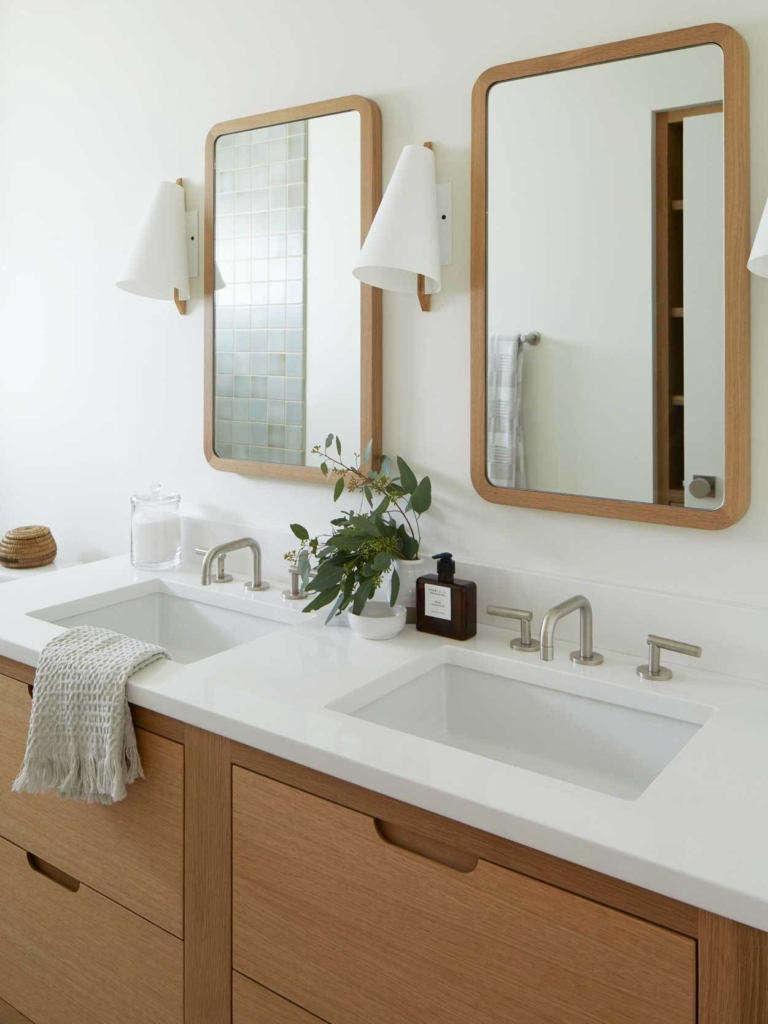 Minimalist Master Bath In Portland Oregon Remodelista