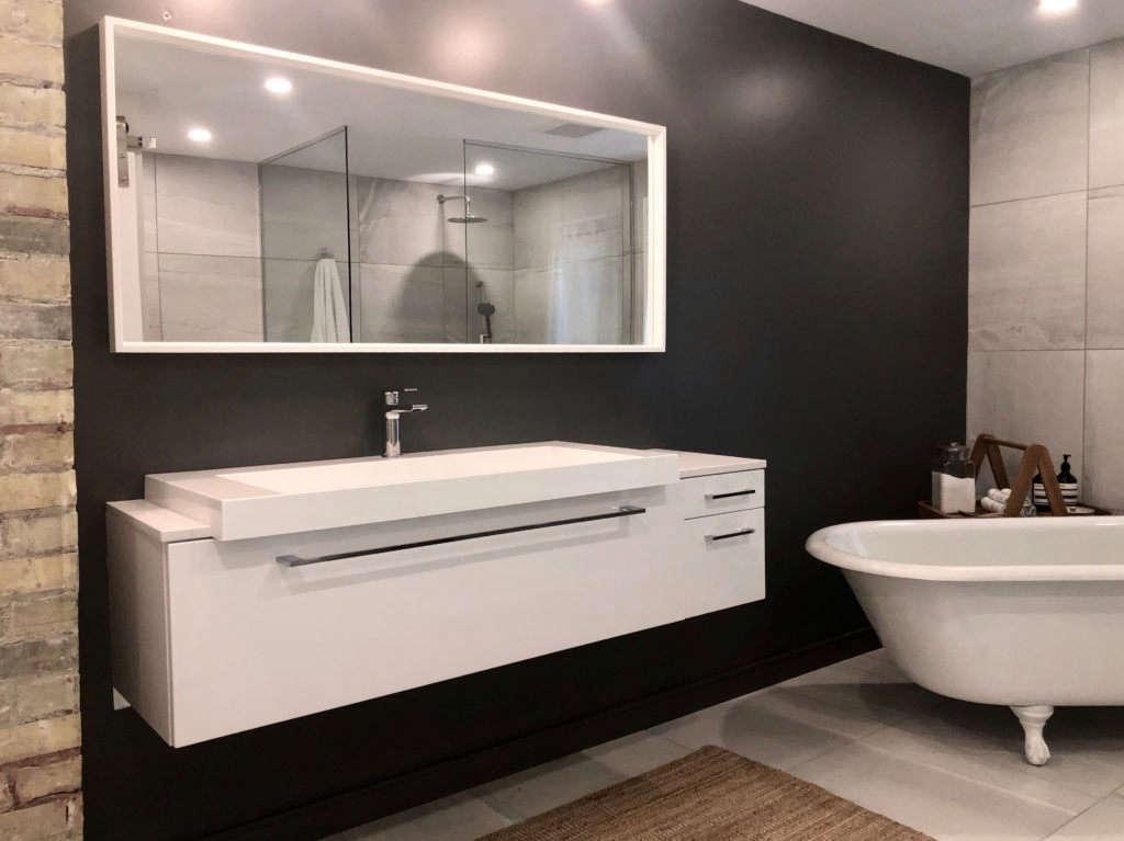 modern farmhouse bath   vanity 9