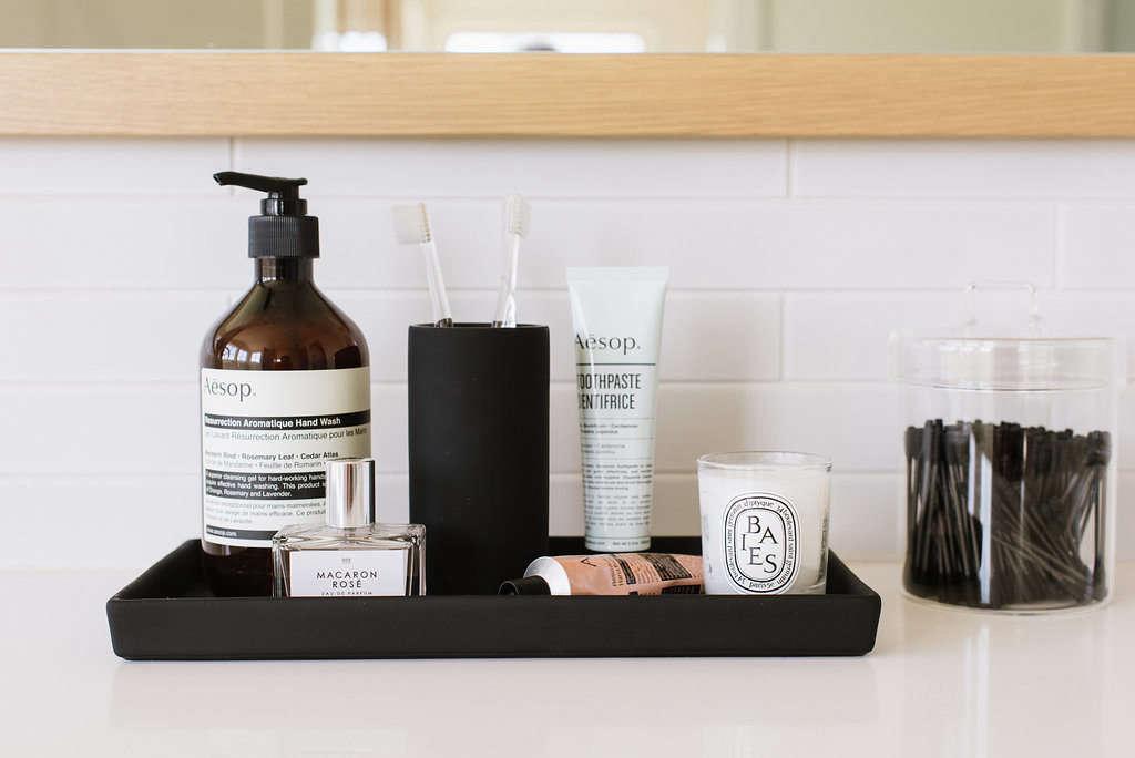 Modern Farmhouse Master Bathroom Master Bath Styling
