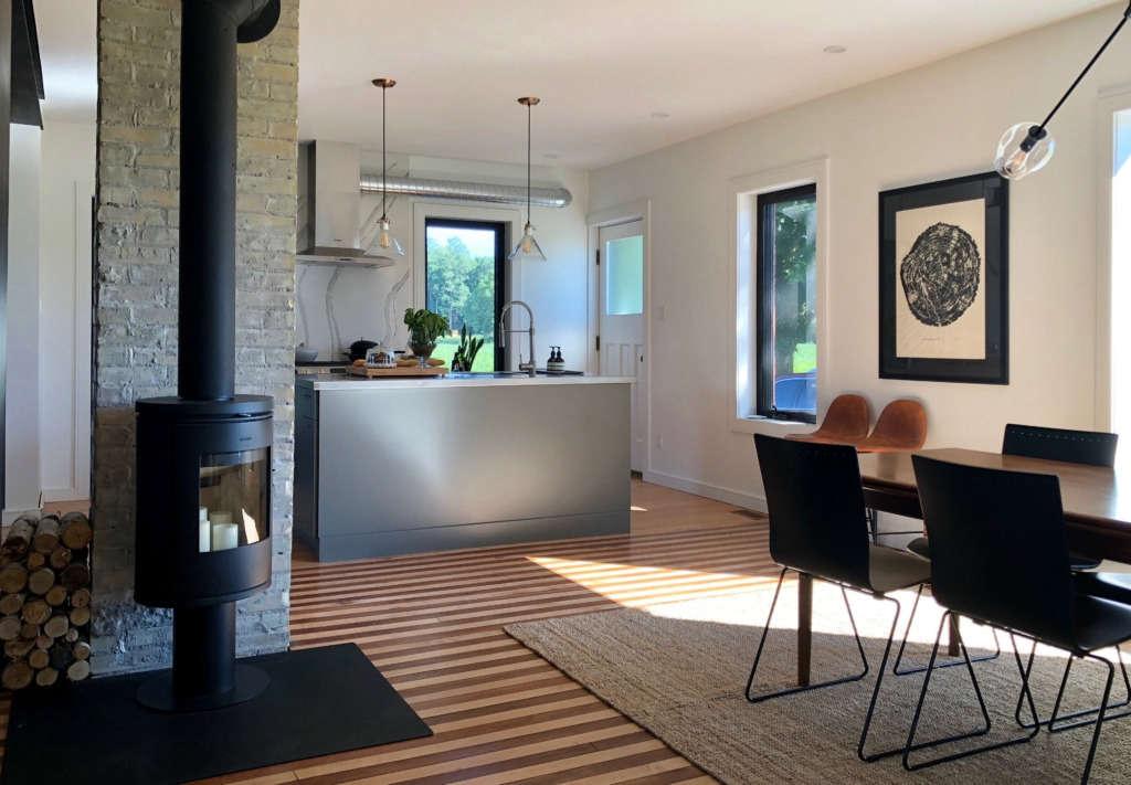 modern farmhouse kitchen 13