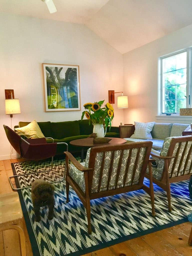 long shot of living room 10