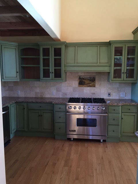 before   of calistoga ranch kitchen 9