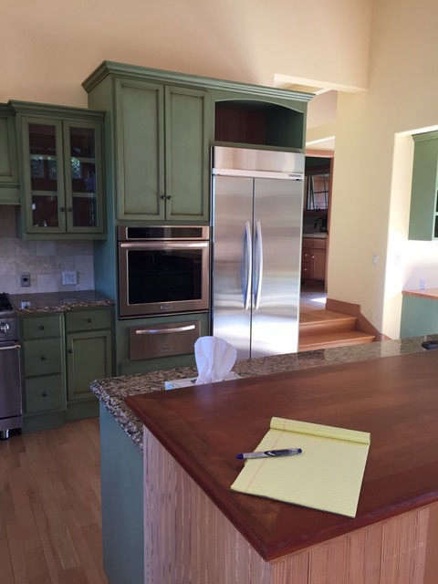 before   of calistoga ranch kitchen 10
