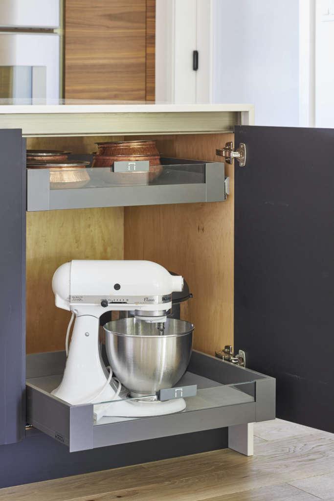 small appliance storage 13