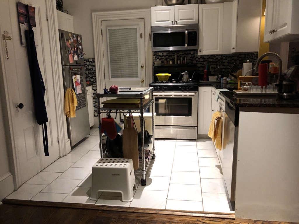 City Condo Kitchen Remodel portrait 3 13