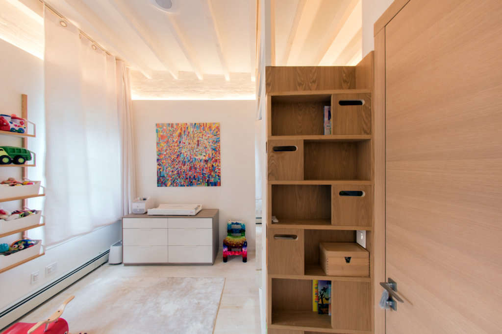 bedroom and loft 18
