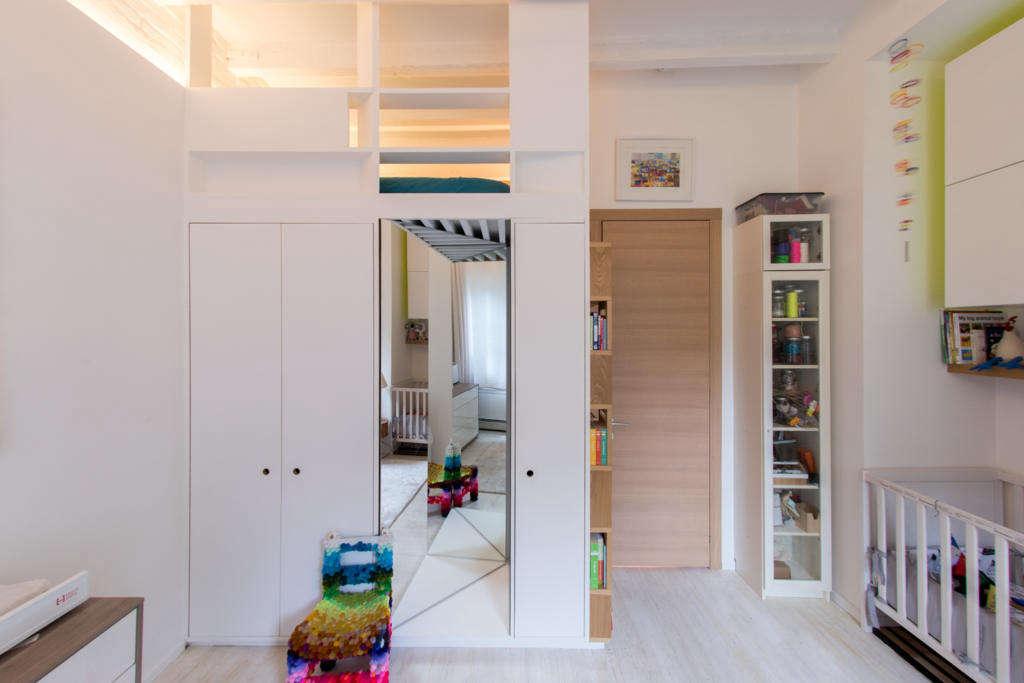 bedroom and loft 17