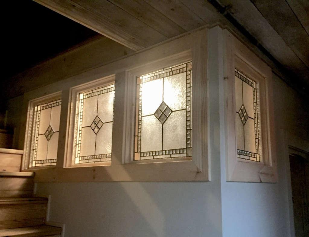 glen hollow guesthouse bathroom windows 13