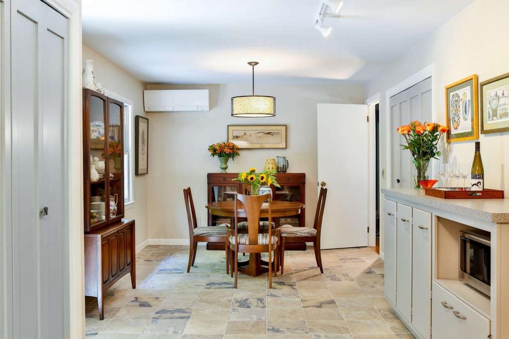 mid century kitchen   dining area 9