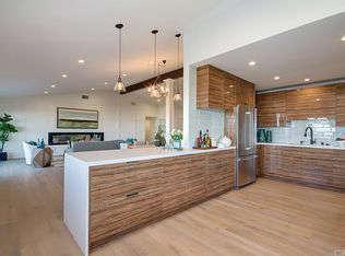 stunning kitchen + island 17