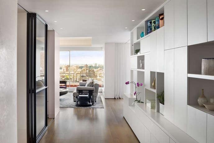 1100 architect fifth avenue penthouse