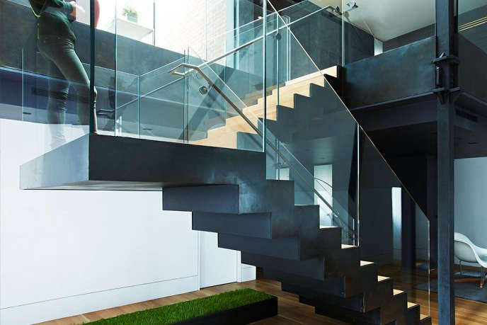 aka stair