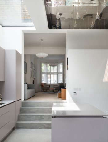 Architecture for London architect-designed highbury house extension