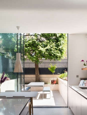 Architecture for London architect designed highbury house extension