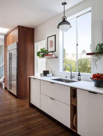 Cole Valley Kitchen by SVK Interior Design