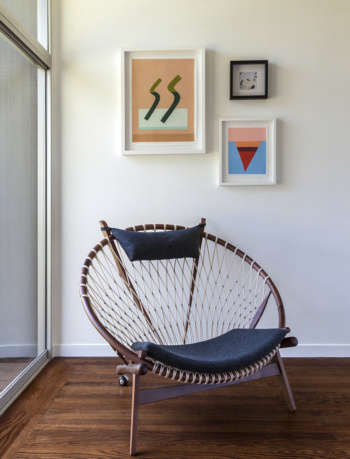 Nursery in Cole Valley project by SVK Interior Design