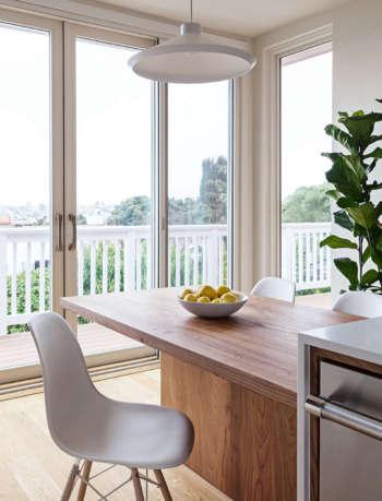 Sunnyside kitchen by SVK Interior Design