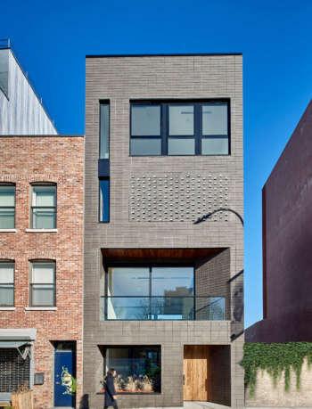 83 Grand exterior facade