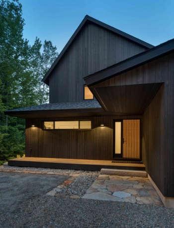 mountain retreat catherine truman architects