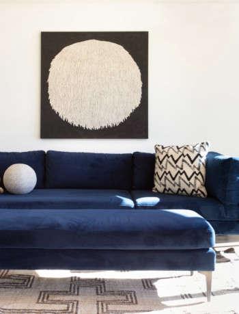 4 original ana claudia schultz chinasa cooper blue sofa